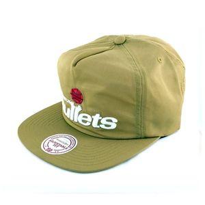 Washington Bullets Strap Back Hat
